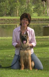 Sharon MILLS - Dog Behaviour Specialist