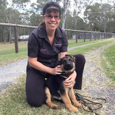 Sharon Mills Australia's Best Puppy Trainer
